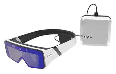 DAQRI Smart Glasses Hardware